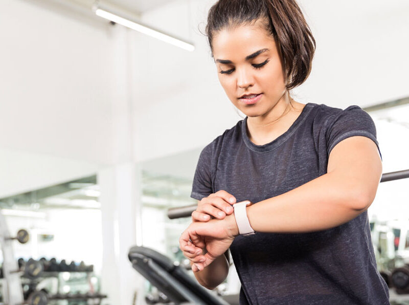 fitness trackers boost your heart health