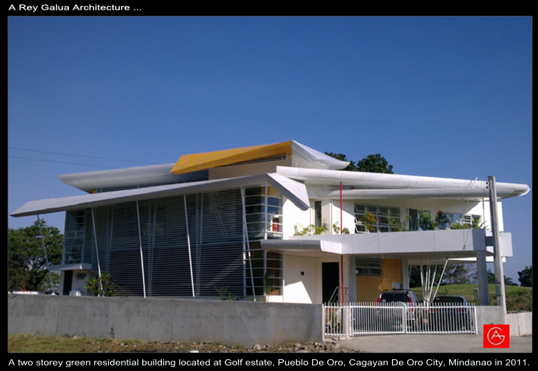 The Great Architect Rey Galua Completed Projects 01 Butuan City